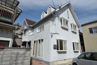 おしゃれな外観です。岐阜市近島 中古戸建て♪