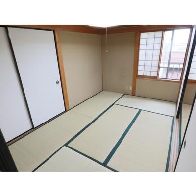 【居間・リビング】さくらハイツ(桜町)
