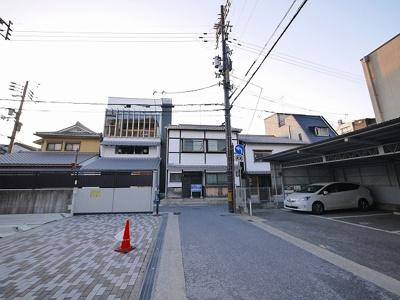 【周辺】今御門町住居付店舗