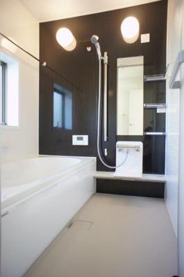 同社施工イメージ 日々の暮らしに欠かせないお風呂です