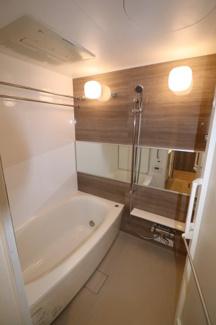 浴室暖房乾燥機やミストサウナ付!