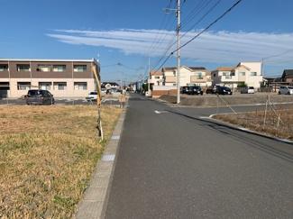 木更津市金田の区画整理地で、環境良好!景観も綺麗!近くには東京インテイリア、三井アウトレットも御座います。