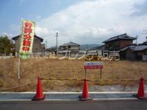 奈良市法蓮町の売地 全2区画 の画像