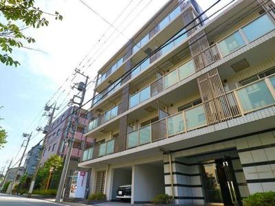 都営浅草線「西馬込」駅より徒歩約10分の立地です。