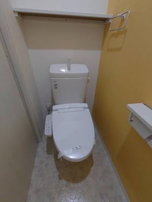 【トイレ】ストライプ桜ノ宮