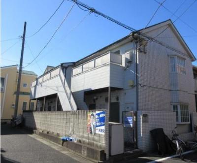 中村橋駅から徒歩8分。閑静な住宅街です!