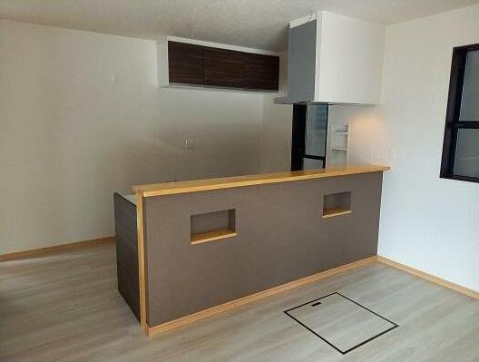 【キッチン】朝倉本町2