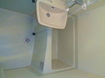 【浴室】メトロあびこ筋