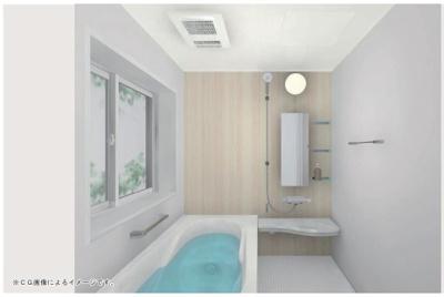 標準設備(バスルーム1616サイズ)