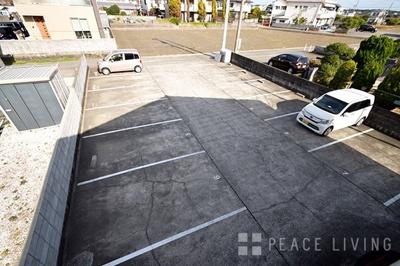 【駐車場】リバティハイツ