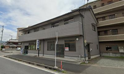 【外観】溝辺町吉村住居付店舗