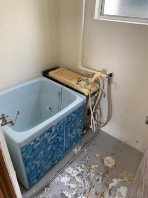 【浴室】原マンション