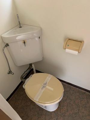 【トイレ】原マンション