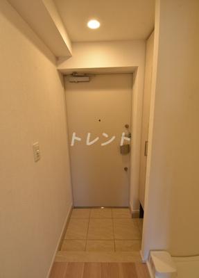 【玄関】グレイスリヴィエール東京八丁堀