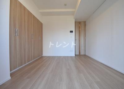 【寝室】グレイスリヴィエール東京八丁堀