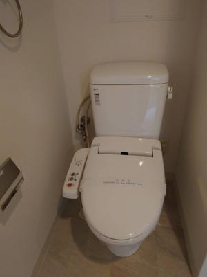 【トイレ】ラフォーレ東野田II