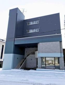【外観】小樽市花園4丁目一棟マンション