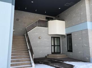 【エントランス】小樽市花園4丁目一棟マンション