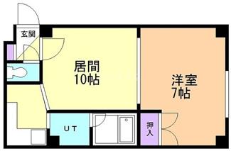 《高稼働!鉄骨造9.57%》札幌市東区北二十条東13丁目一棟マンション