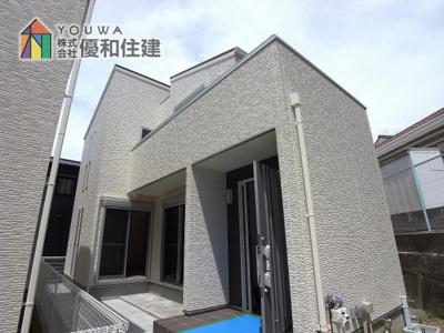 【外観:施工例】神戸市西区玉津町高津橋 新築戸建