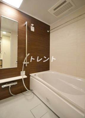【浴室】ラミアカーサ東中野