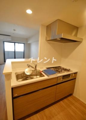 【キッチン】ラミアカーサ東中野