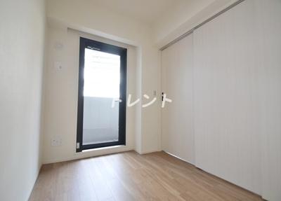 【寝室】ラミアカーサ東中野