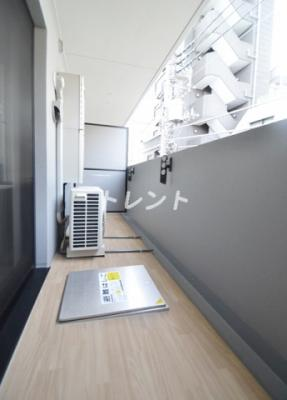 【バルコニー】ラミアカーサ東中野