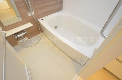 【浴室】リア成育