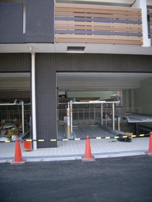 【駐車場】BPRレジデンス京町堀