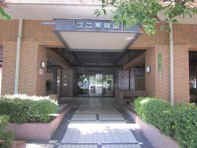 【エントランス】センチュリーパーク・ユニ東梅田