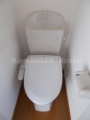 フェリスカンターレのトイレです