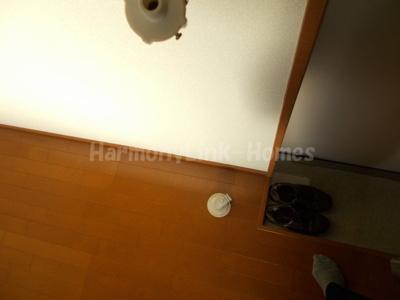 フェリスカンターレの室内洗濯機置場☆