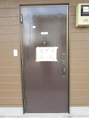 【玄関】第1ハイツタマキ