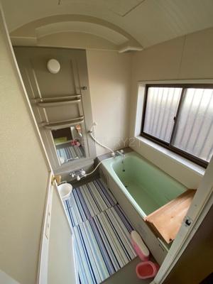 【浴室】伊勢崎市太田町中古一戸建て