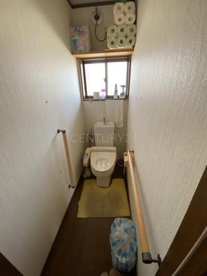 【トイレ】伊勢崎市太田町中古一戸建て