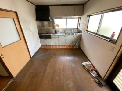 【キッチン】伊勢崎市太田町中古一戸建て