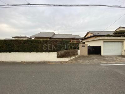 【外観】伊勢崎市上諏訪町中古一戸建て