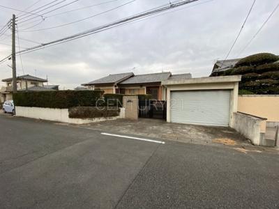 【前面道路含む現地写真】伊勢崎市上諏訪町中古一戸建て
