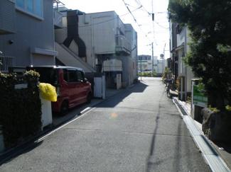 【前面道路含む現地写真】尼崎市尾浜町 中古戸建