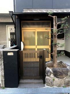 【玄関】尼崎市尾浜町 中古戸建