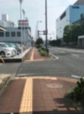 【前面道路含む現地写真】南区上鳥羽菅田町 売土地