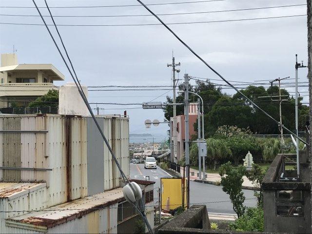 【展望】沖縄市胡屋3丁目戸建て