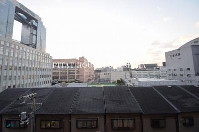 【庭】ロイヤル梅田シティ