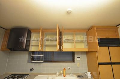 【キッチン】アパートメント城東