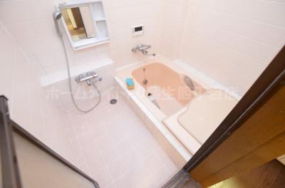【浴室】アパートメント城東