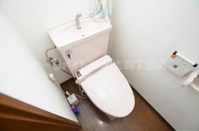 【トイレ】アパートメント城東