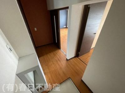 【展望】幸町団地10街区(5階)