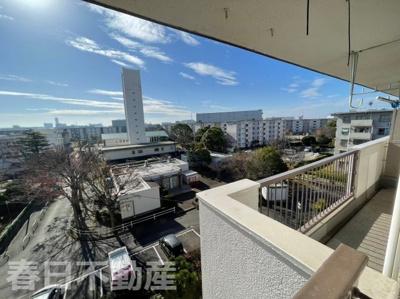 【外観】幸町団地10街区(5階)