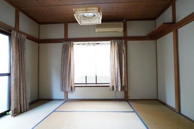 【和室】築山戸建西
